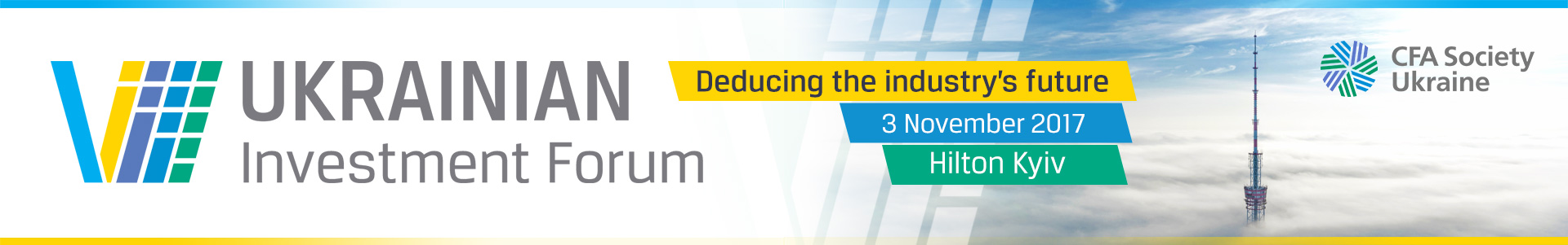 HOME | EIGHTH UKRAINIAN INVESTMENT FORUM: DEDUCING THE INDUSTRY FUTURE